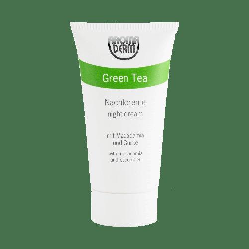 ночной крем Зеленый чай