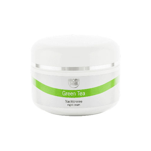 зеленый чай ночной крем 150 мл