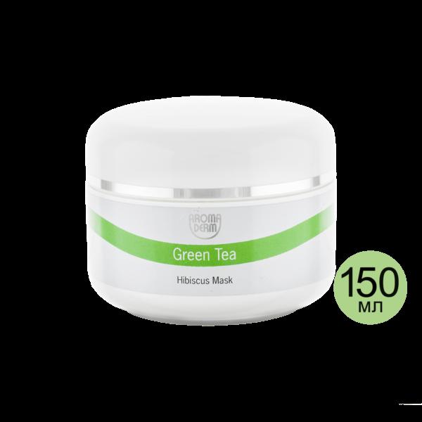 maska-zelenyj-chaj-s-gibiskusom-i-aloe-150-ml