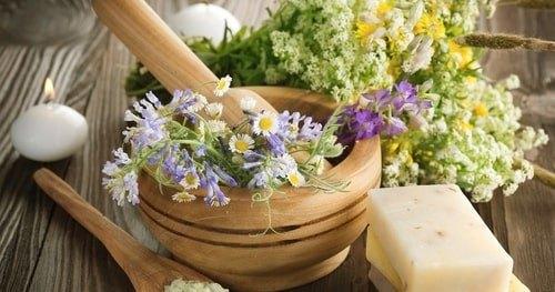 Ингредиенты для натуральной косметики