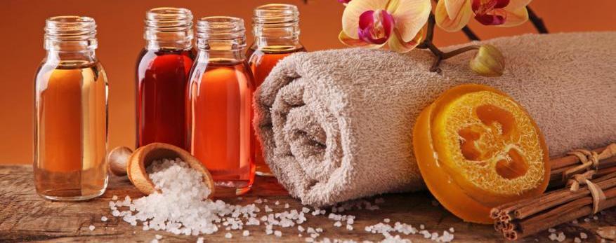Эфирные масла и соли для ванн STYX